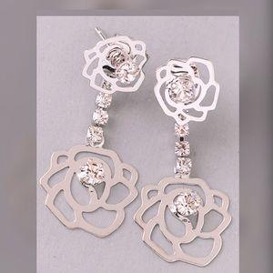 Jewelry - **ONLY 1 PAIR LEFT!!** Tene'  Silver Stud Earrings