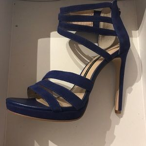 French connection sexy heeled sandals