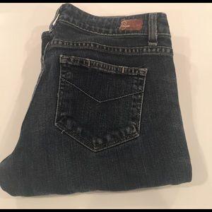 Paige Jeans Denim - Paige Laurel Canyon Jeans size 28