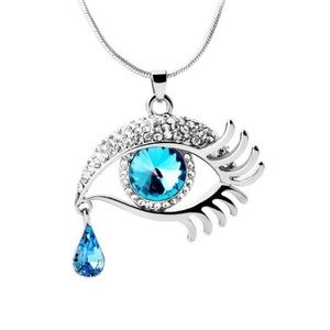 Olivia Welles - Window to Soul Necklace
