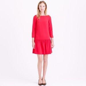 J. Crew Factory Dresses & Skirts - J. Crew factory neon coral pink dress
