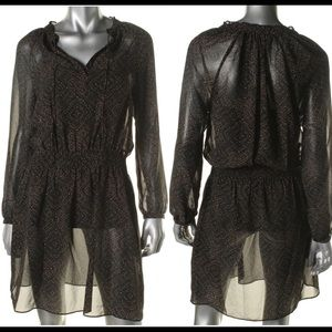 Ralph Lauren Dresses & Skirts - Ralph Lauren $145* Black Print Shirt Dress