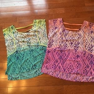 American Eagle Outfitters Tops - ❤️ American Eagle open back tops