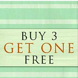 Tops - BUY 3 GET ONE FREE!!!
