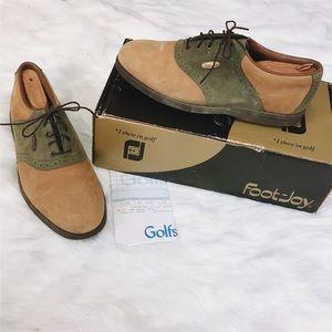 Foot-Joy Other - Footjoy | Vintage Soft-Joys Sierra Golf Shoes