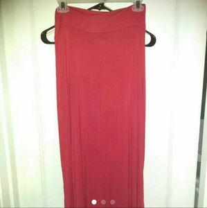 Full length Maxi skirt