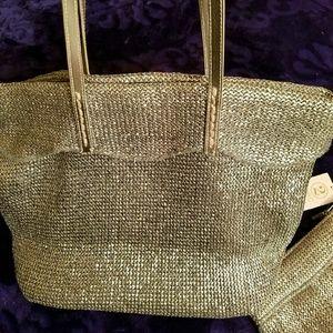 Miche Handbags - New Super cute silver Miche Shoulder bag