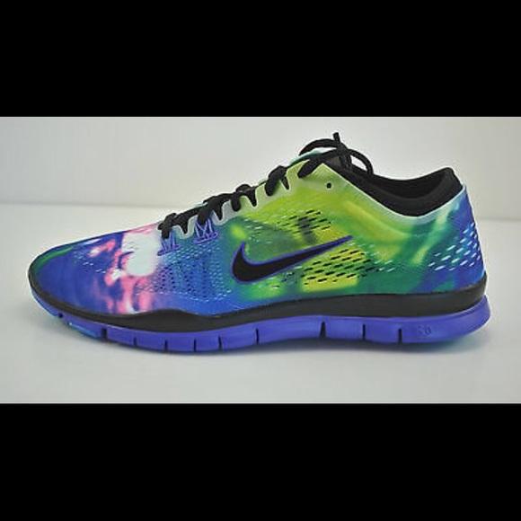 more photos 1a8b3 1bd12 Nike Free 5.0 Tr Fit 4 Prt