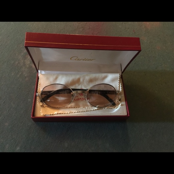 850f4ab3c762 Cartier Other - Cartier vintage white buffs