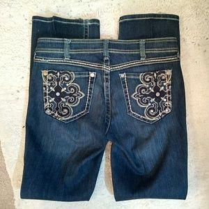 Ariat Denim - Ariat Turquoise jeans
