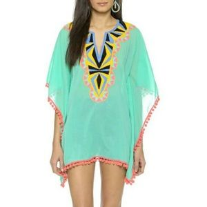 Other - Beautiful Embroidered bikini cover up