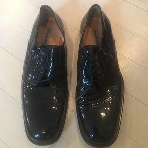 Johnston & Murphy Other - Tuxedo Shoes • Made in Italy • Johnston & Murphy