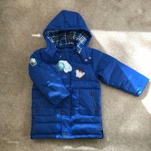 erherme Other - Boys long down jacket