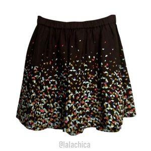 UO Printed Skirt w. Pockets
