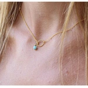 Jewelry - Gold Plated Round Necklace