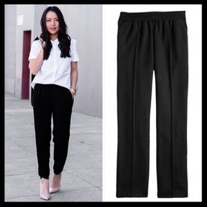 J. Crew Pants - J. Crew tailored wool cropped pants 10