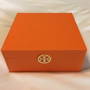 Tory Burch Other - Tory Burch Jewelry/Cosmetic Box