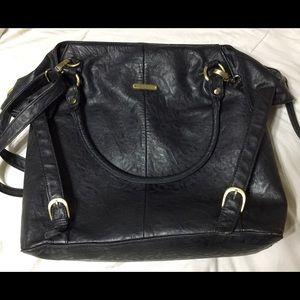 timi & leslie Handbags - timi & leslie black large purse/diaper bag