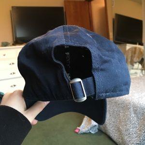 49100e593d4 9twenty Accessories - Plain navy blue hat one size fits most! Adjustable