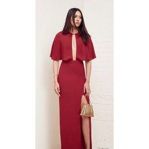 Reformation Dresses & Skirts - ➡NWT Reformation Alyssa Dress in Cherry Bomb⬅