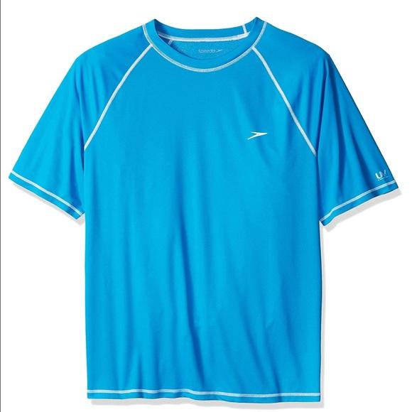 aa9b6541ff Speedo Swim | Mens Plussize Easy Short Sleeve Tee | Poshmark