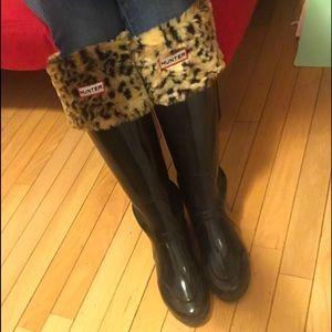Hunter Shoes - ⚡️ 3 HR Flash Sale ⚡️Hunter Rain boots w socks