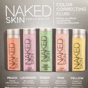 Urban Decay Other - 🆕 Urban Decay Naked Skin Color Correcting Lqud.