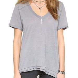 FreePeople Pearls Tee