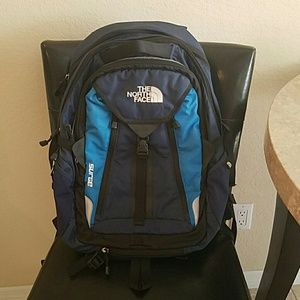 lululemon athletica Handbags - BNWOT. North Face backpack
