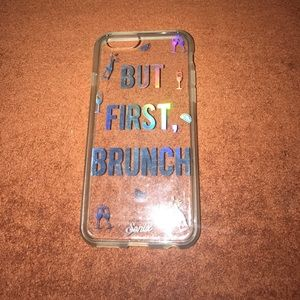 Sonix 'but first brunch' iPhone 6/6s