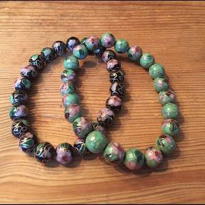 Jewelry - SALE! Beautiful Beaded Bracelets