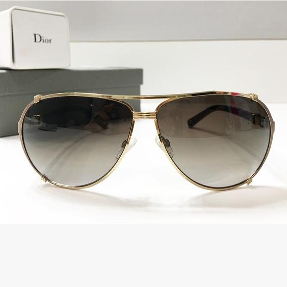 608fdb7eb4738 Gucci Accessories - Dior  Chicago 2  Aviator Sunglasses