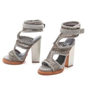 Monika Chiang Shoes - 🆕 Faiza Cuff Sandals