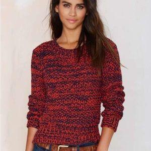 af48b8fedb4 Nasty Gal Sweaters - J.O.A. Street Heat Chunky Sweater
