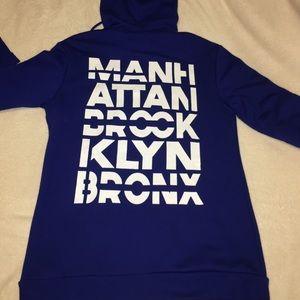 Forever 21 men's small New York City hoodie