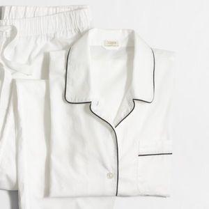 🆑 J. Crew Pajama Top