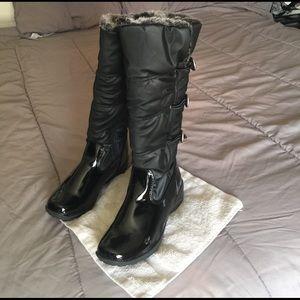 Khombu Shoes - Khombu Abigail black boots size 7M