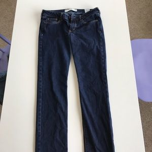 Size 4R Abercrombie and fitch skinny jeans