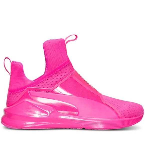 puma shoes pink and white. hot pink and white puma shoes e