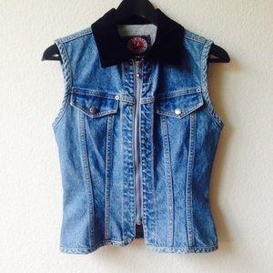 Paris Blues Jackets & Blazers - Paris Blues Vest