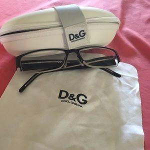 D&G eyeglasses fremes