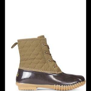 Jambu Shoes - JBU Stefani duck boot NWT Blizzard NE