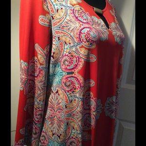 Sunny Leigh Dress Size Medium