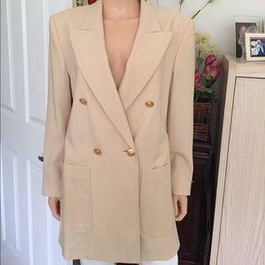 Escada Jackets & Blazers - 💐NWOT..ESCADA Margaretha Ley dbl breasted blazer