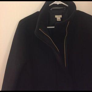 J Crew factory city coat
