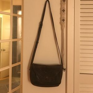 Patricia Nash brown leather bag