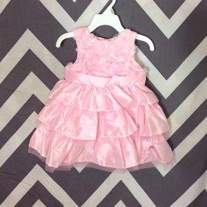 Mud Pie Other - Pink Dress NWOT - 9-12 Months