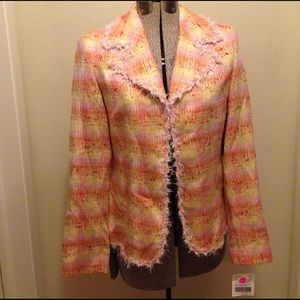 Doncaster  Jackets & Blazers - With a tag- Doncaster Collection Blazer, Size 8!!