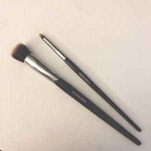 Sephora Makeup Brushes (2)