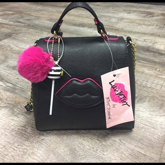 bcdadb84ce2ac7 Betsey Johnson lollipop crossbody purse handbag. M_589a5678981829957c01eb2e